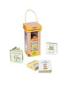 Melissa Doug Children's Book - Natural Play Book Tower: Little Nursery Books