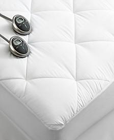 Slumber Rest Premium Heated King Mattress Pad