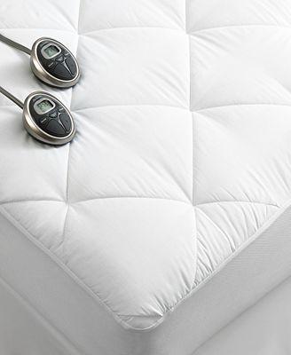 Sunbeam Slumber Rest Premium Heated Mattress Pads Mattress Pads