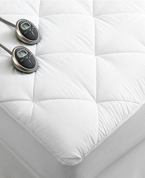 Sunbeam Slumber Rest Premium Heated Mattress Pads