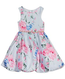 Toddler Girls Mikado Bubble Dress