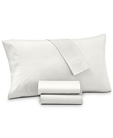 Sleep Soft Viscose from Bamboo 4-Pc. Full Sheet Set, 300-Thread Count, Created for Macy's