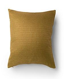 Textured Sheen Decorative Throw Pillow