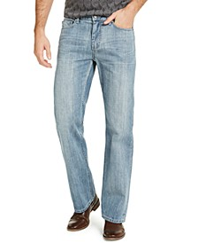 Men's Keith Bootcut Jeans, Created For Macy's