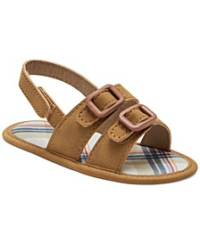 Baby Boys Buckle Sandals, Created For Macy's