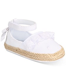 Baby Girls Eyelet Sandals, Created for Macy's