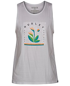 Men's Abstract Floral Tank
