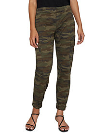 Sanctuary Commander Camo Print Cargo Pants