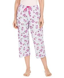 Plant Your Garden Capri Pajama Pant