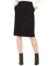 Pull-On Pencil Skirt, Created for Macy's