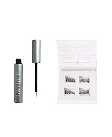 - Love Lash Liquid Magnetic Eyeliner with Magnetic Lashes-Abundant Collection