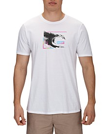 Men's Tidal Shield Graphic T-Shirt