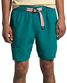 Men's Class V Belted Quick-Drying Swim Trunks