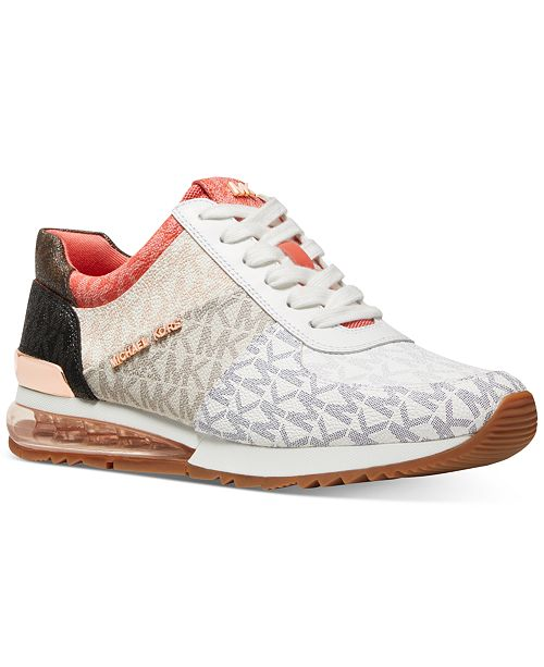 Michael Kors Allie Trainer Extreme Sneakers