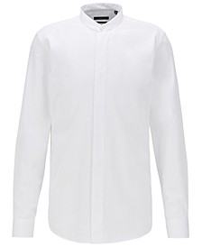 BOSS Men's Jari Slim-Fit Evening Shirt