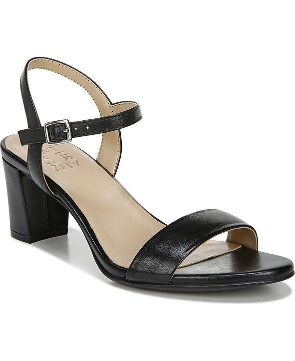 Naturalizer Bristol Ankle Strap Sandals
