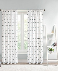 Sophie Pom Pom Curtain Collection