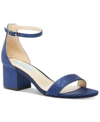 Navy Blue Sandals - Macy's