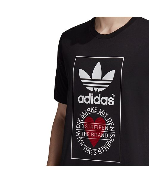 Cotton Logo Graphic T Shirt