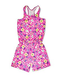 Big Girls Dragonfly Romper