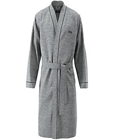BOSS Men's Cotton Kimono Robe