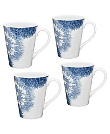 Aozora Set/4 Mugs