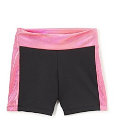 Little Girls Diva Athletic Short