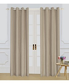 "Murano Room Darkening Curtain, 84"" L x 54"" W"