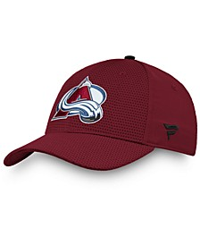 Colorado Avalanche Authentic Pro Rinkside Flex Cap