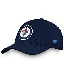 Winnipeg Jets Authentic Pro Rinkside Flex Cap