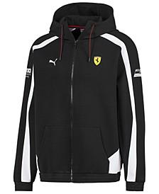 Men's Ferrari Zip Hoodie