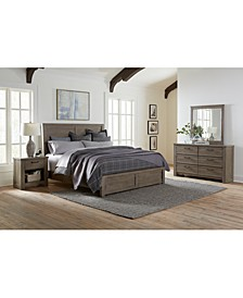 Ruff Hewn Bedroom Collection