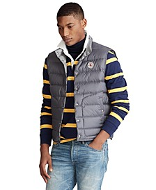 Men's Reversible Down Vest