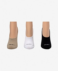 Microfiber Liner Socks 3 pk