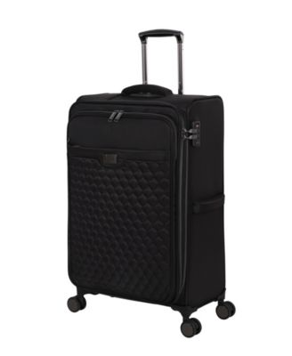 "28"" Spectacular Softside Semi-Expandable Spinner Suitcase"