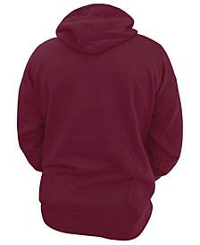 Men's Arizona State Sun Devils Screenprint Big Logo Hooded Sweatshirt