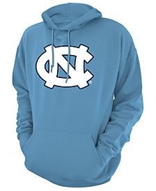 Men's North Carolina Tar Heels Screenprint Big Logo Hooded Sweatshirt