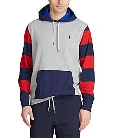 Men's Graphic Jersey Hoodie