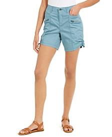 Zip-Pocket Cargo Shorts, Created for Macy's