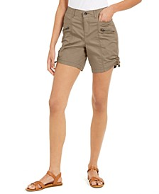 Zip-Pocket Cargo Shorts, Created for Macy's