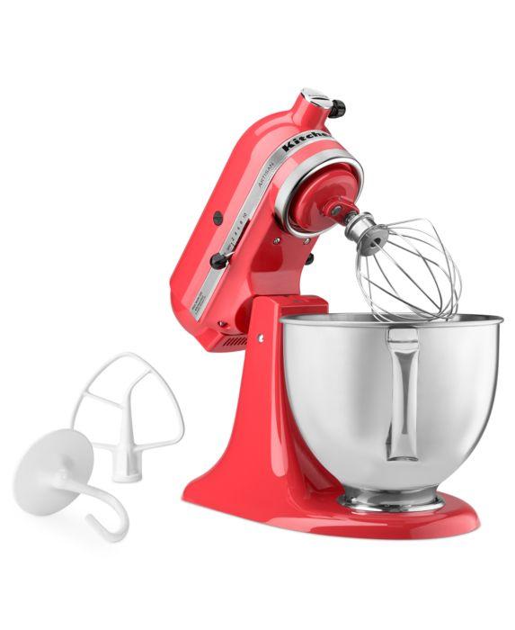 Kitchenaid Ksm150ps Artisan 5 Qt Stand Mixer Pink Size