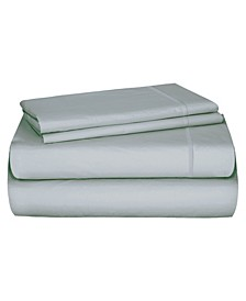 4-Piece Sheet Set with Cell Phone Pocket on Each Side, Full