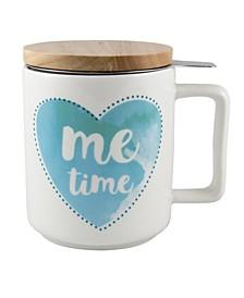 Me Time Brew-In Mug