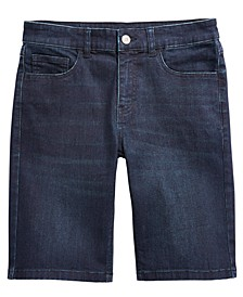 Big Boys Dynamic Slim-Fit Stretch Denim Shorts, Created For Macy's