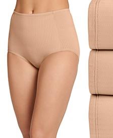Women's Smooth Effect Briefs 3-Pk. Underwear 1741