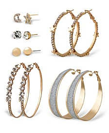 Stud and Fancy Hoop Sets
