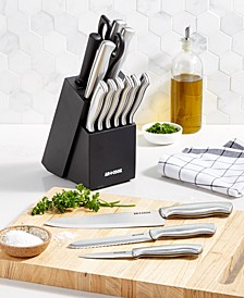 15-Pc. Knife Block Set