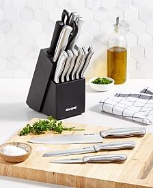 15-Pc. Knife Block Set