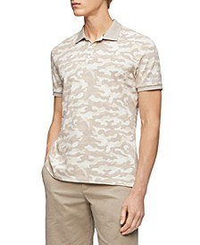 Men's CK Move 365 Camo Polo