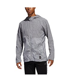 Men's Adidas Own The Run Wind Jacket